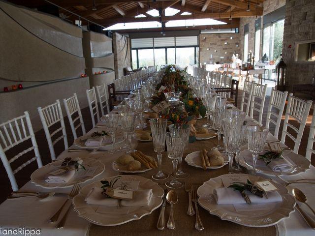 Il matrimonio di Daria e Gabriele a Soriano nel Cimino, Viterbo 9