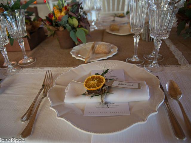 Il matrimonio di Daria e Gabriele a Soriano nel Cimino, Viterbo 10
