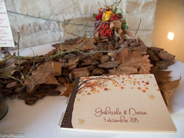Il matrimonio di Daria e Gabriele a Soriano nel Cimino, Viterbo 12