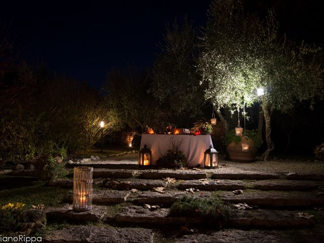 Il matrimonio di Daria e Gabriele a Soriano nel Cimino, Viterbo 14