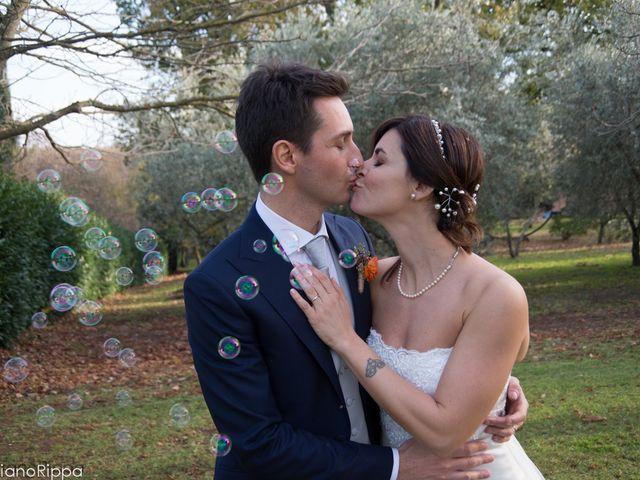 Il matrimonio di Daria e Gabriele a Soriano nel Cimino, Viterbo 15
