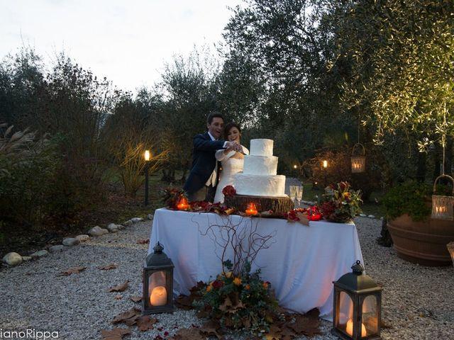 Il matrimonio di Daria e Gabriele a Soriano nel Cimino, Viterbo 16