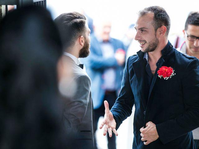 Il matrimonio di Gianni e Romina a Salerno, Salerno 14