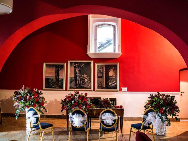 Il matrimonio di Gianni e Romina a Salerno, Salerno 18