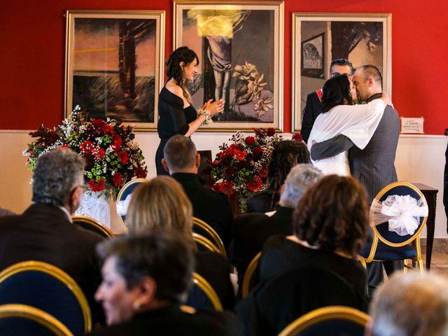 Il matrimonio di Gianni e Romina a Salerno, Salerno 24