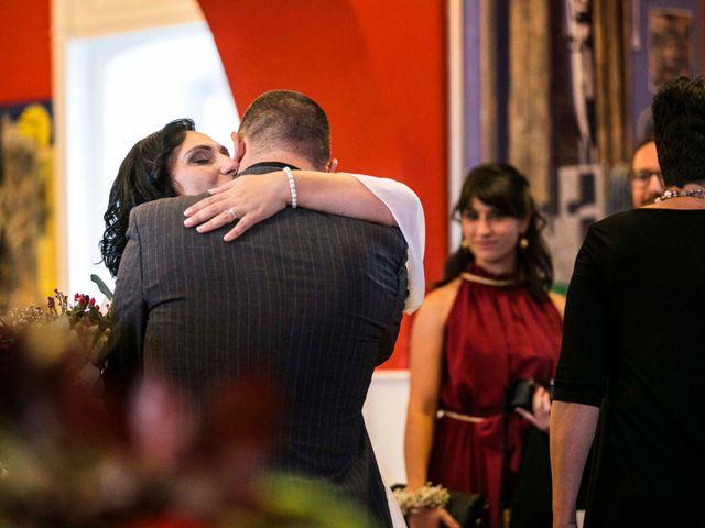 Il matrimonio di Gianni e Romina a Salerno, Salerno 27