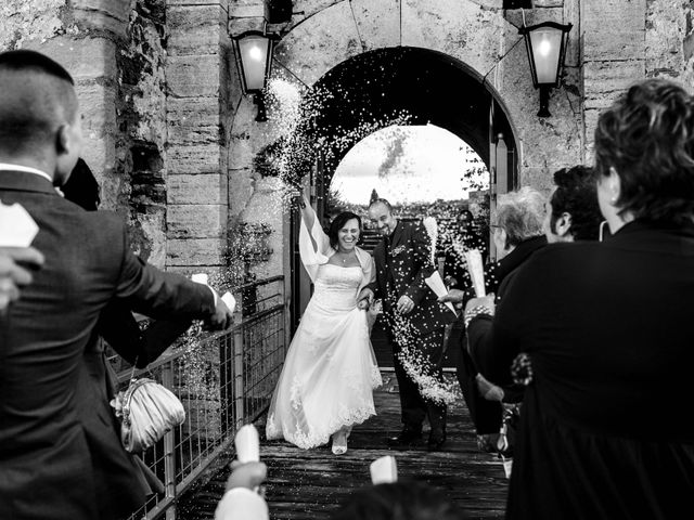 Il matrimonio di Gianni e Romina a Salerno, Salerno 28