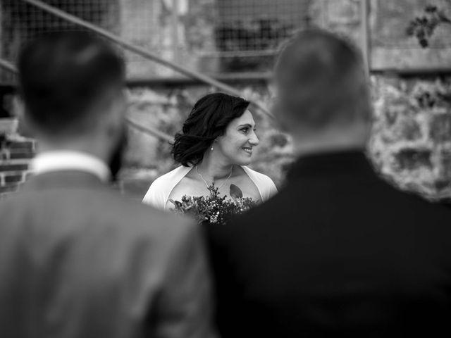 Il matrimonio di Gianni e Romina a Salerno, Salerno 32