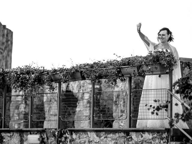 Il matrimonio di Gianni e Romina a Salerno, Salerno 40