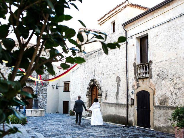 Il matrimonio di Gianni e Romina a Salerno, Salerno 48