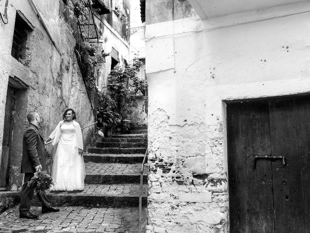 Il matrimonio di Gianni e Romina a Salerno, Salerno 53