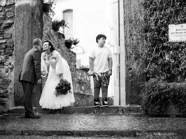 Il matrimonio di Gianni e Romina a Salerno, Salerno 56