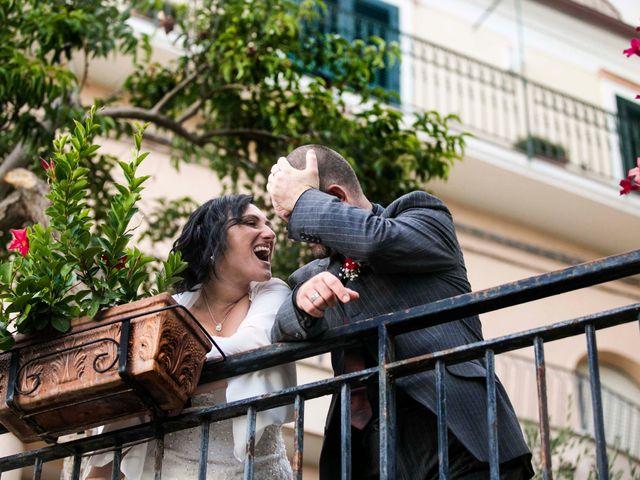 Il matrimonio di Gianni e Romina a Salerno, Salerno 61