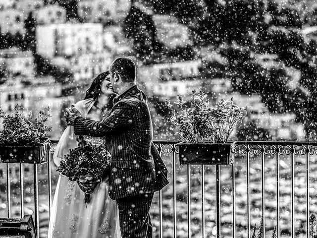 Il matrimonio di Gianni e Romina a Salerno, Salerno 63