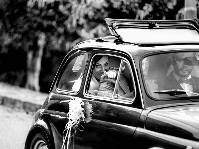 Il matrimonio di Gianni e Romina a Salerno, Salerno 64
