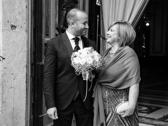 Il matrimonio di Sandro e Maria Carmen a Acireale, Catania 11