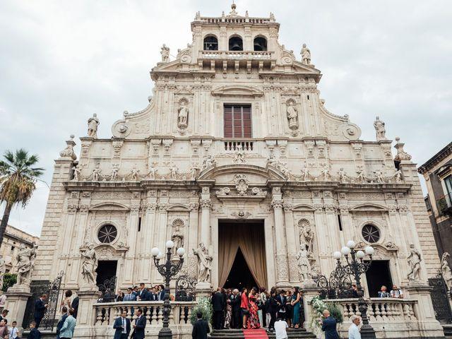 Il matrimonio di Sandro e Maria Carmen a Acireale, Catania 12