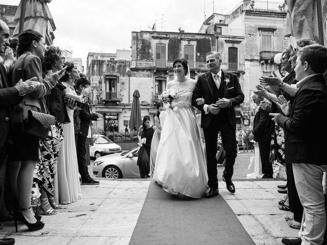 Il matrimonio di Sandro e Maria Carmen a Acireale, Catania 14