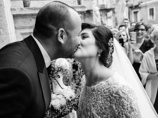 Il matrimonio di Sandro e Maria Carmen a Acireale, Catania 15