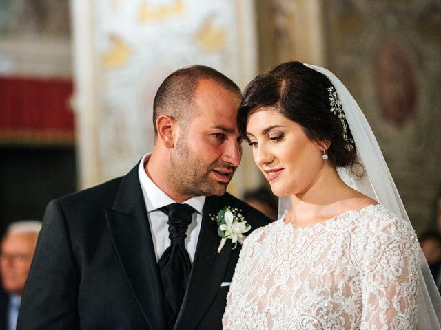 Il matrimonio di Sandro e Maria Carmen a Acireale, Catania 16
