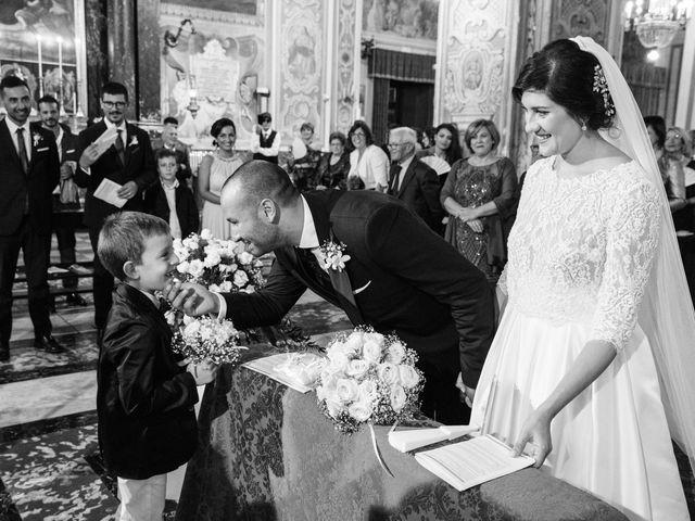 Il matrimonio di Sandro e Maria Carmen a Acireale, Catania 18