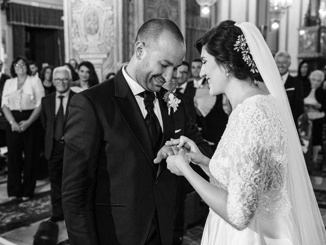 Il matrimonio di Sandro e Maria Carmen a Acireale, Catania 20