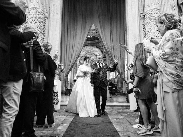 Il matrimonio di Sandro e Maria Carmen a Acireale, Catania 21