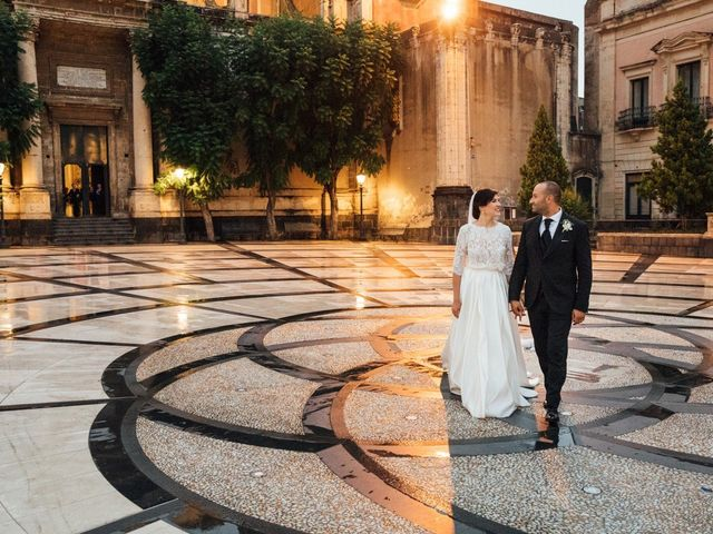 Il matrimonio di Sandro e Maria Carmen a Acireale, Catania 22