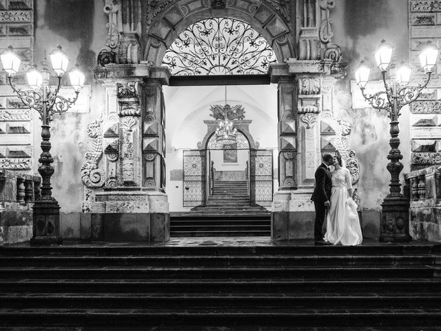 Il matrimonio di Sandro e Maria Carmen a Acireale, Catania 23