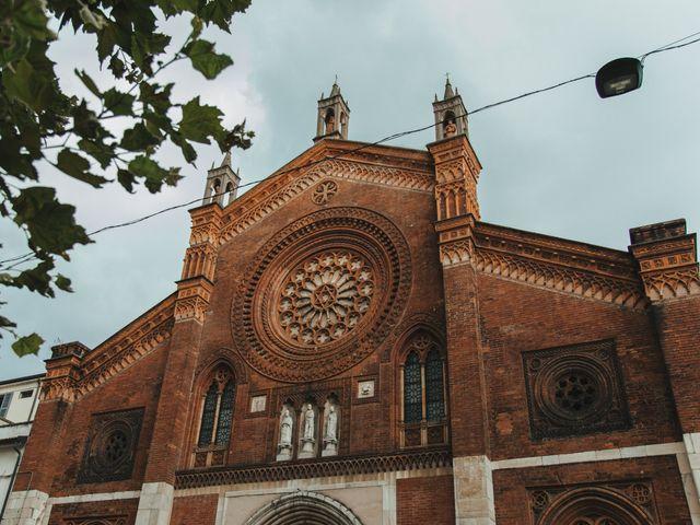 Il matrimonio di Gianluca e Clara a Orsenigo, Como 1