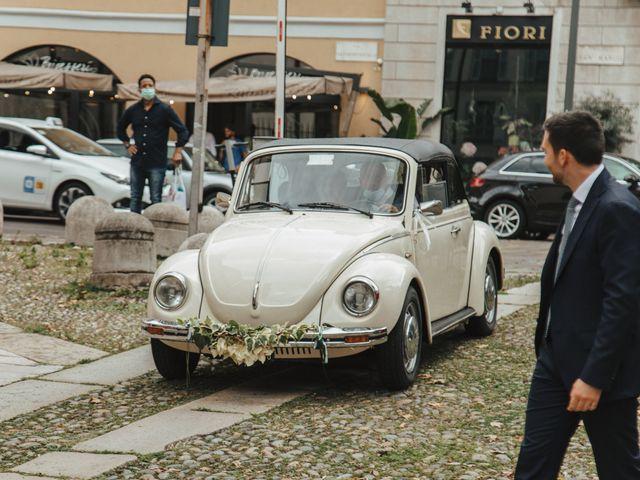 Il matrimonio di Gianluca e Clara a Orsenigo, Como 4