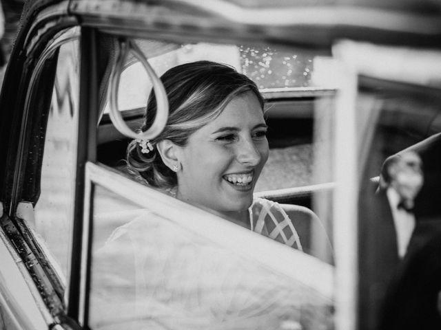 Il matrimonio di Gianluca e Clara a Orsenigo, Como 6