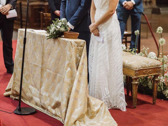 Il matrimonio di Gianluca e Clara a Orsenigo, Como 7