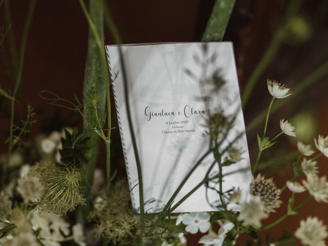 Il matrimonio di Gianluca e Clara a Orsenigo, Como 9