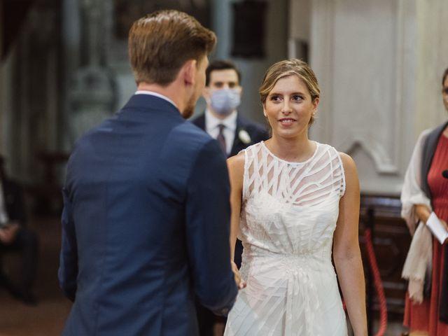 Il matrimonio di Gianluca e Clara a Orsenigo, Como 10