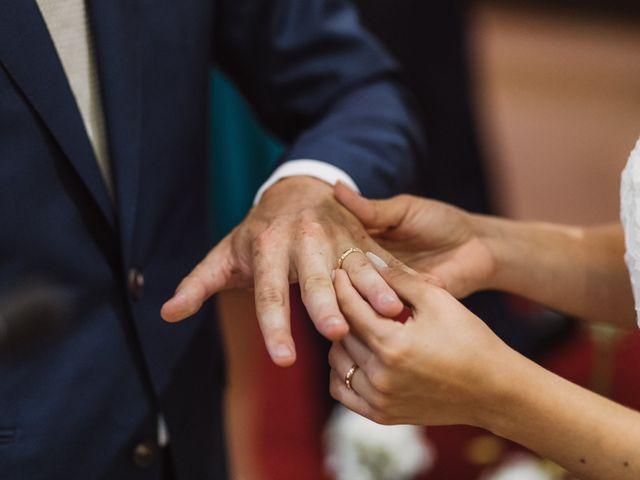Il matrimonio di Gianluca e Clara a Orsenigo, Como 13
