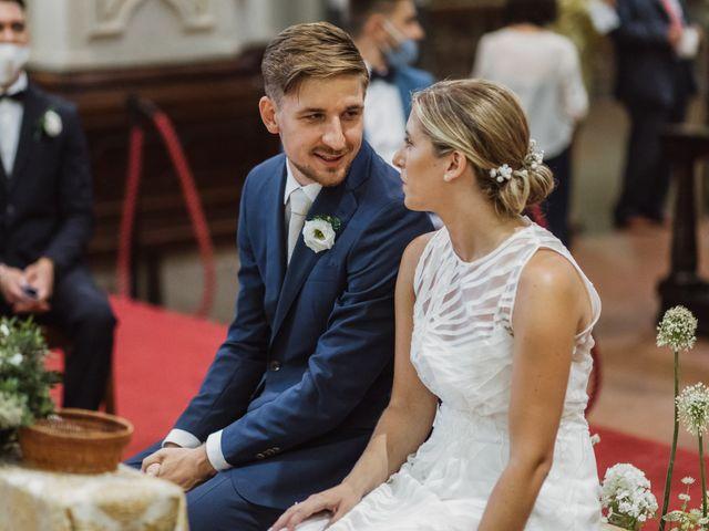 Il matrimonio di Gianluca e Clara a Orsenigo, Como 15