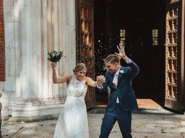 Il matrimonio di Gianluca e Clara a Orsenigo, Como 19
