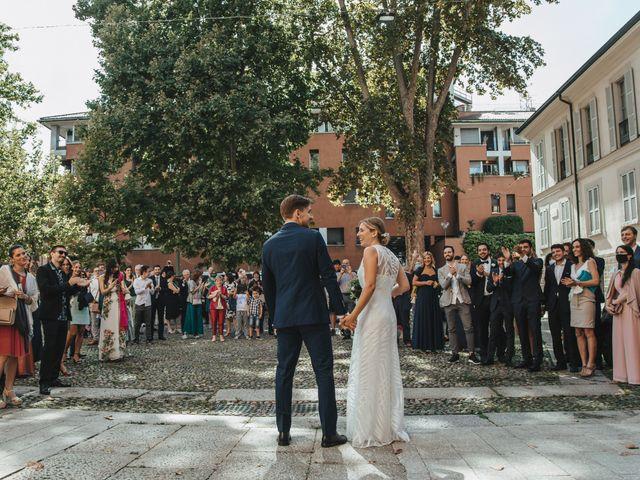 Il matrimonio di Gianluca e Clara a Orsenigo, Como 21