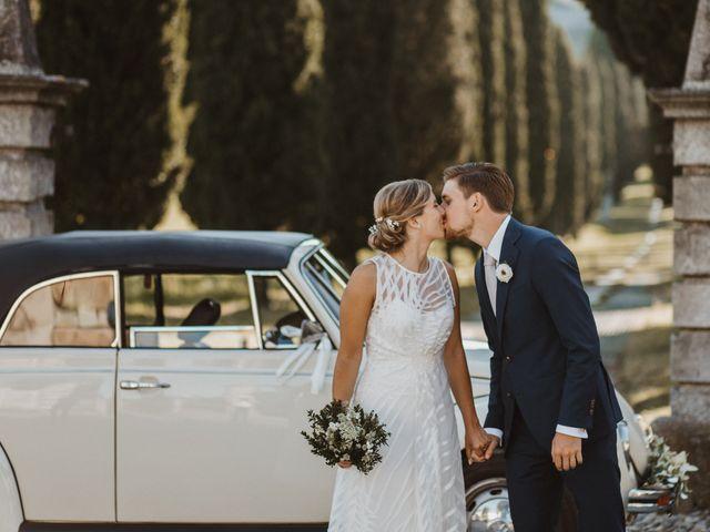 Le nozze di Clara e Gianluca