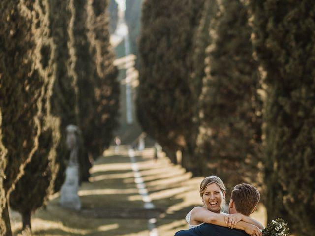 Il matrimonio di Gianluca e Clara a Orsenigo, Como 35