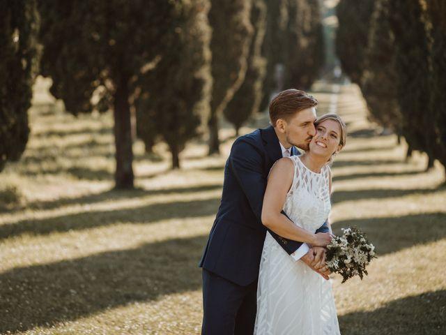 Il matrimonio di Gianluca e Clara a Orsenigo, Como 43