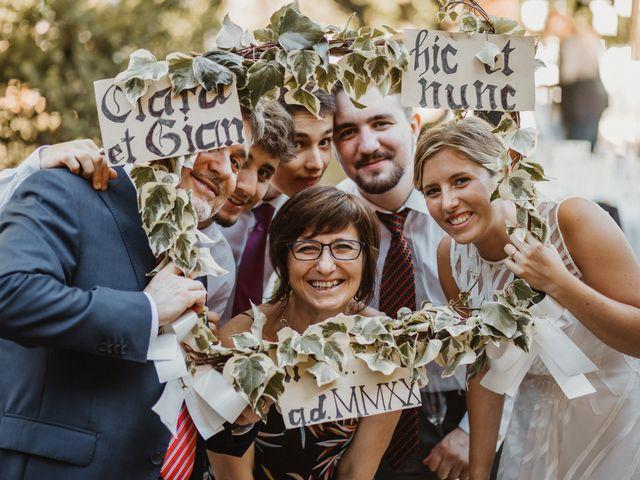 Il matrimonio di Gianluca e Clara a Orsenigo, Como 50