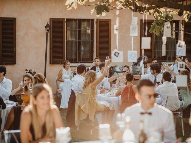Il matrimonio di Gianluca e Clara a Orsenigo, Como 54