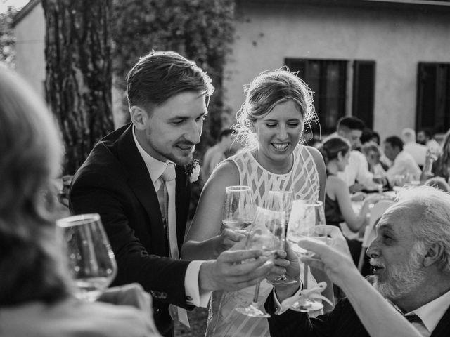 Il matrimonio di Gianluca e Clara a Orsenigo, Como 55