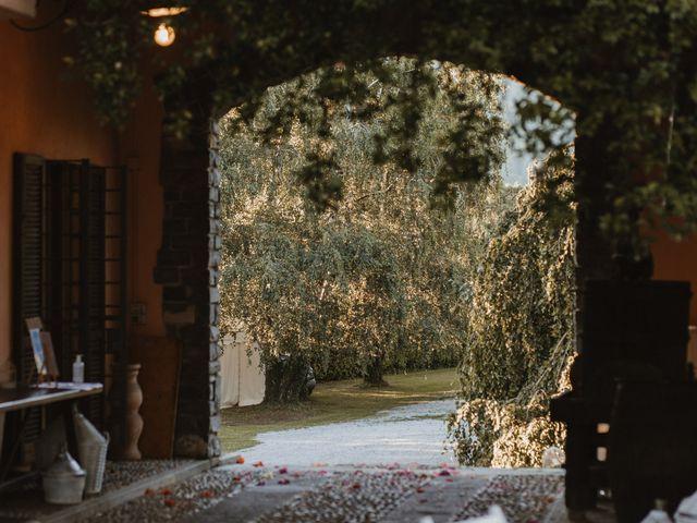 Il matrimonio di Gianluca e Clara a Orsenigo, Como 56