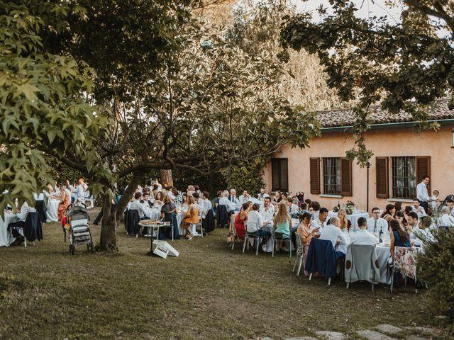 Il matrimonio di Gianluca e Clara a Orsenigo, Como 58