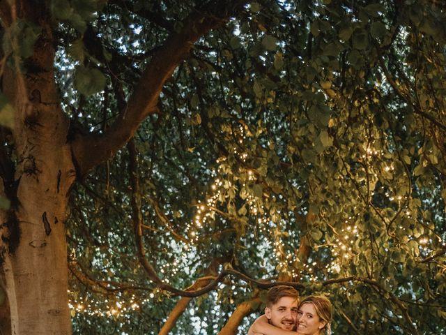 Il matrimonio di Gianluca e Clara a Orsenigo, Como 59