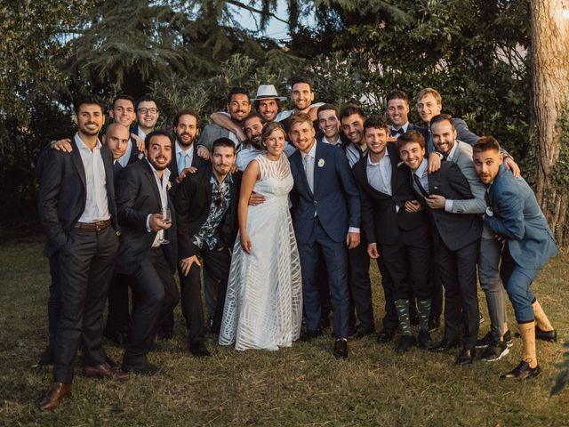 Il matrimonio di Gianluca e Clara a Orsenigo, Como 65