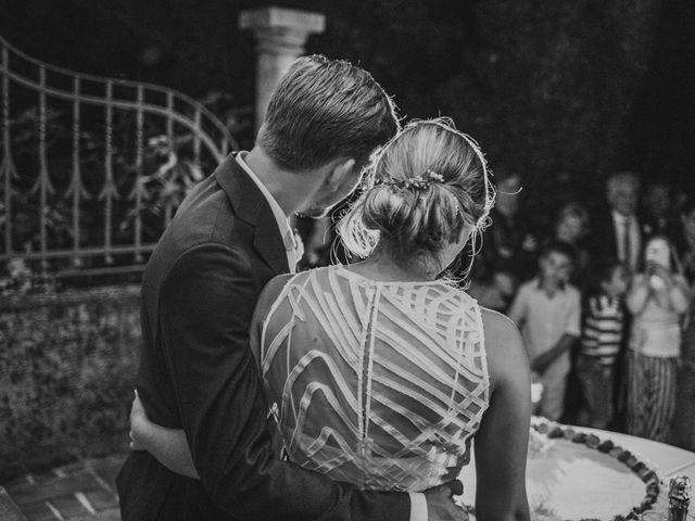 Il matrimonio di Gianluca e Clara a Orsenigo, Como 73